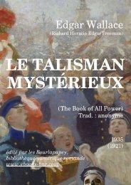 LE TALISMAN MYSTÉRIEUX - Bibliothèque numérique romande