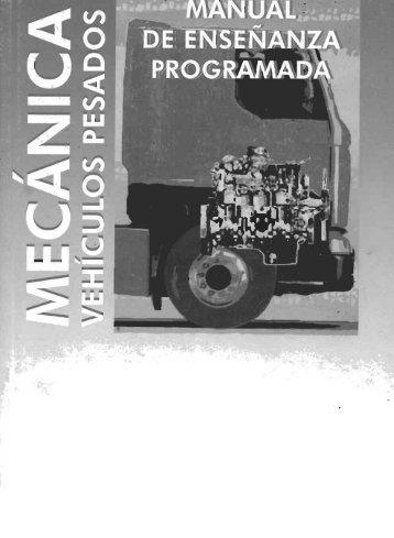 Descargar Mecánica Motores Diesel Vehículos ... - Mundo Manuales