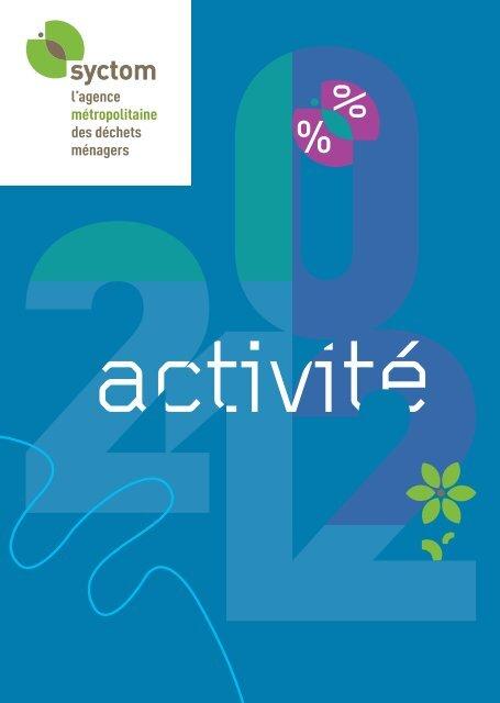 Rapport d'activité 2012 - Syctom