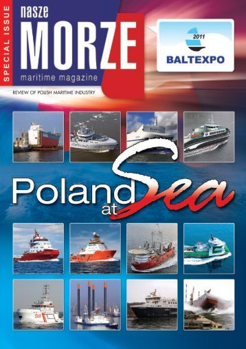 REVIEW OF POLISH MARITIME INDUSTRY - PortalMorski.pl