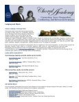 BYU Choral Academy - Continuing Education - Brigham Young ... - Page 7