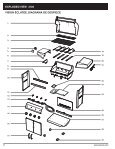 NatUral GaS Grill oWNEr'S maNUal 3100 & 4100 - Weber.com - Page 6