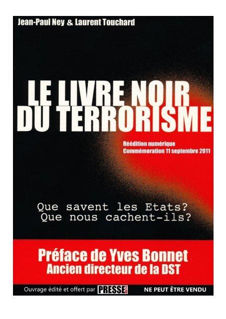 Le Livre Noir Du Terrorisme Pdf