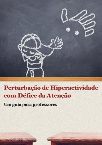Manuais PHDA - AGVL - Agrupamento de Escolas de Vieira de Leiria