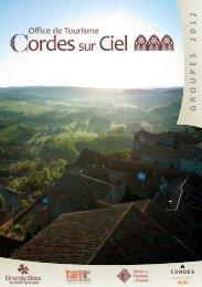 Brochure Groupe 2012_Mise en page 1 - Cordes sur Ciel