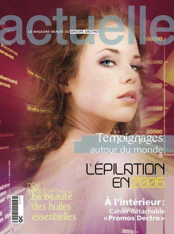Ouvrir en format PDF - Dectro International