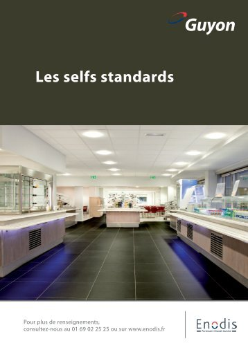 Les selfs standards - Enodis France