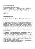 Itinerâncias Críticas - cehum - Universidade do Minho - Page 6