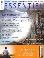 votre e-book de notre magazine Essentiel n°2.
