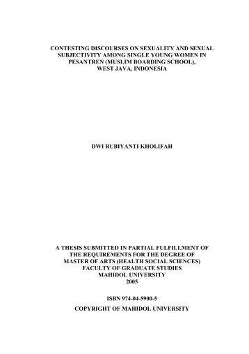 thesis lb xkdi