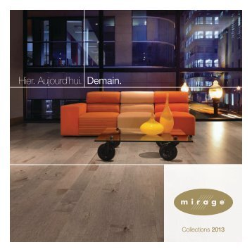 Brochure Prestige - Planchers Mirage
