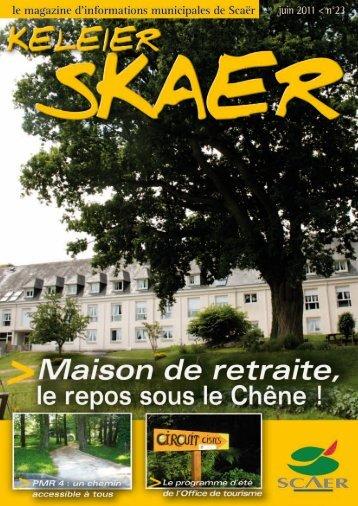 Juin 2011 - Scaër