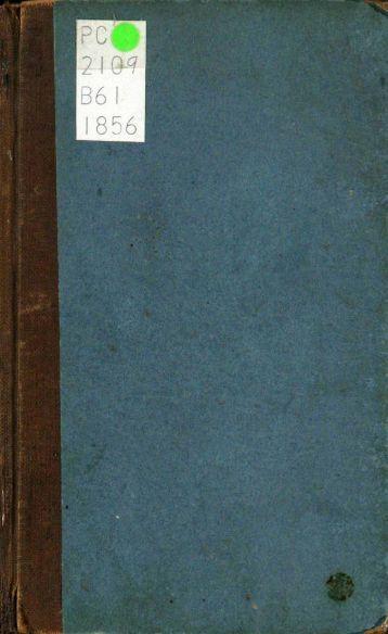 Abrégé de la grammaire selon l'Académie / par Bonneau.