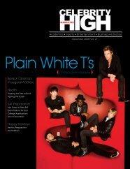 December 2008 - Celebrity High Magazine