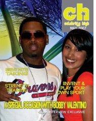 May 2007 - Celebrity High Magazine