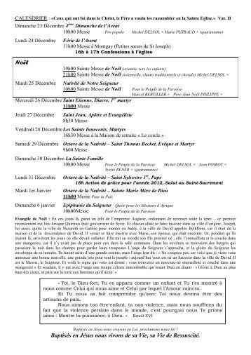 FH2012-12-23 - Paroisse Saint Laurent