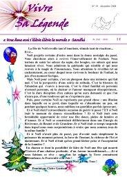 N° 19 décembre 2008 - Dominique-Claire Germain
