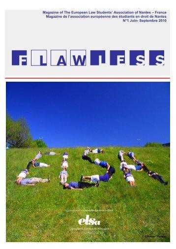 FlawLESS A Vision of ELSA ELSA FRANCE - Free