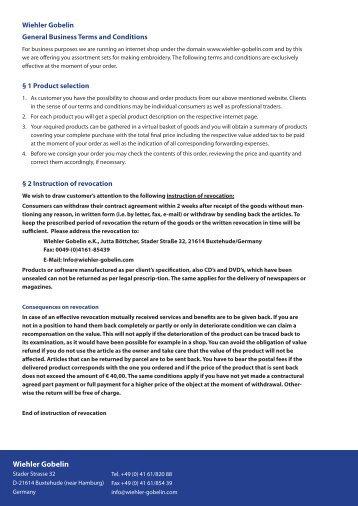 PDF - Wiehler Gobelin