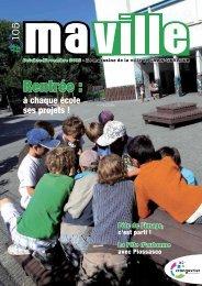 Cran ma ville N°105 - Octobre-Novembre 2012 (.pdf - 2,56 Mo)