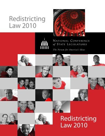 Redistricting Law 2010 - Net