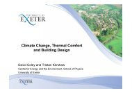 Download presentation - University of Exeter