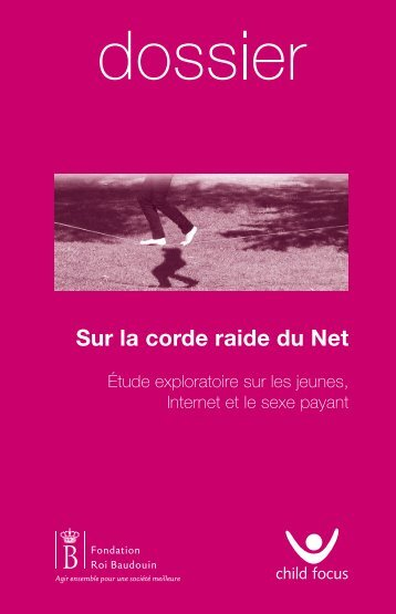 Sur la corde raide du Net - Child Focus