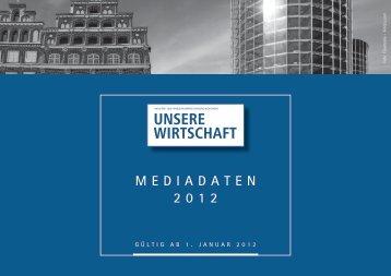 Mediadaten 2012 - IHK Lüneburg-Wolfsburg