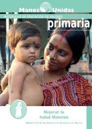 Mejorar la Salud Materna - Centro de recursos