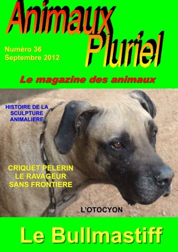 Le magazine des animaux Le magazine des animaux - Accueil - Free