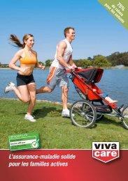 L'assurance-maladie solide pour les familles actives - vivacare