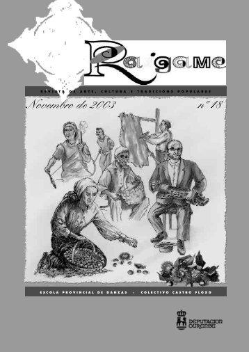 Revista RAIGAME - Buscador de Centros educativos.