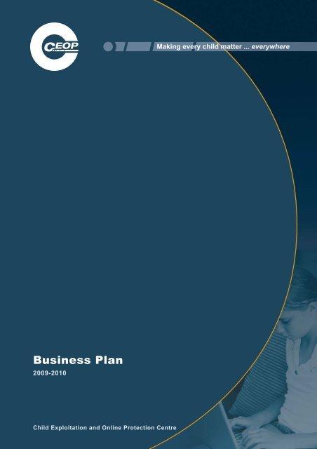 Business Plan0910 290909:Layout 1.qxd - Ceop