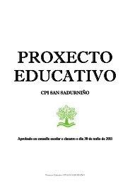 PEC defin con encabezado - Buscador de Centros educativos ...