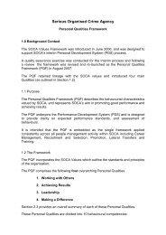 Personal Qualities Framework (PQF) - Ceop
