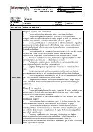 Presentación Materia/Módulo