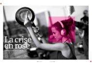 La crise en rose - L'Hebdo - 20 décembre 2012 - rts.ch