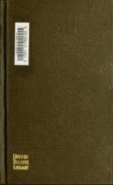 Institution au droit françois; - University of Toronto Libraries