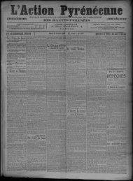 12 Octobre 1909 - Bibliothèque de Toulouse