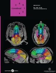 Front Matter (PDF) - Cerebral Cortex - Oxford Journals