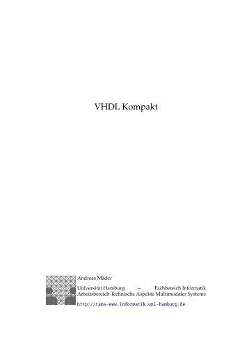 VHDL Kompakt - CES