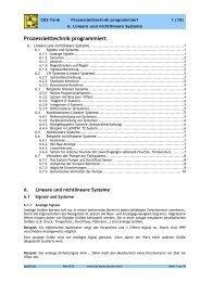 Prozessleittechnik programmiert - Karlsruhe