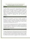 Parfaire les rouages du système parlementaire : un examen des ... - Page 6