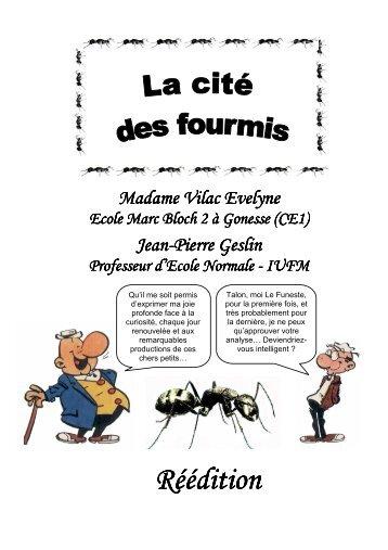 Cite des fourmis J-P Geslin.pdf - Free