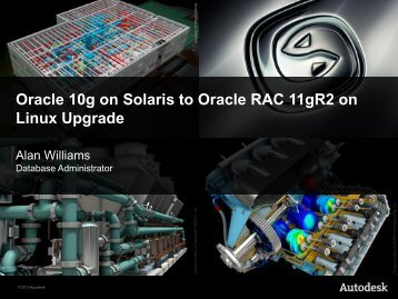 Oracle 10g on Solaris to Oracle RAC 11gR2 on Linux Upgrade