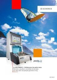 La série PASIO 5 – Parfaite pour les petits rotors ... - RoViTec GmbH