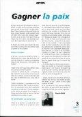 Gagner la paix - Temoins - Page 3