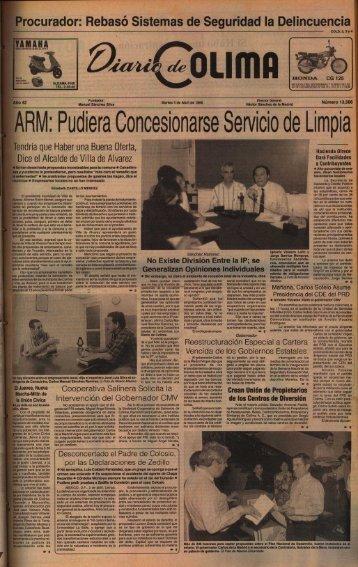 se - Universidad de Colima