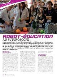 Concours Vex Robotique - pdf - Ministère du redressement productif