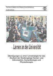 Lernskript mull_1 - HRZ Uni Marburg: Online-Media+CGI-Host - uni ...